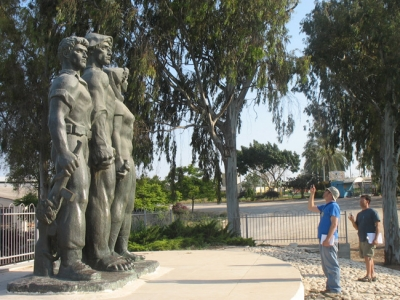Meet the pioneers of Israel at Kibbutz Negba